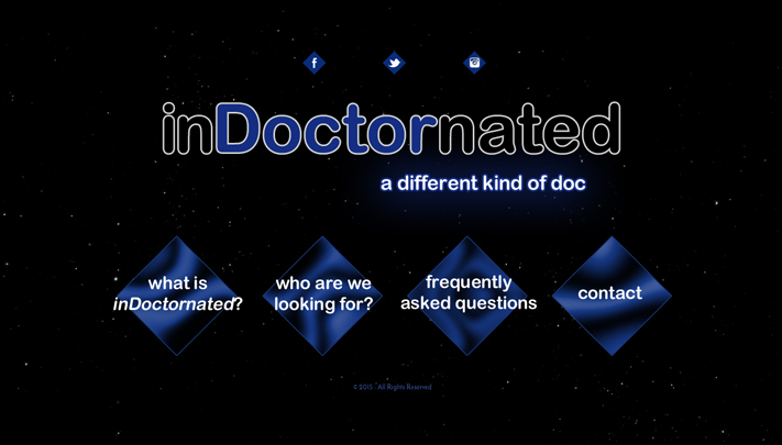 inDOCTORnated Dot Com - M-T Productions