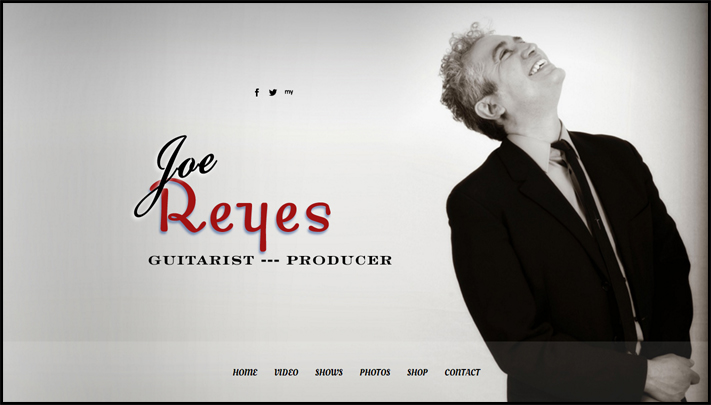 Joe Reyes Dot Com - M-T Productions